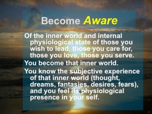 Become Aware